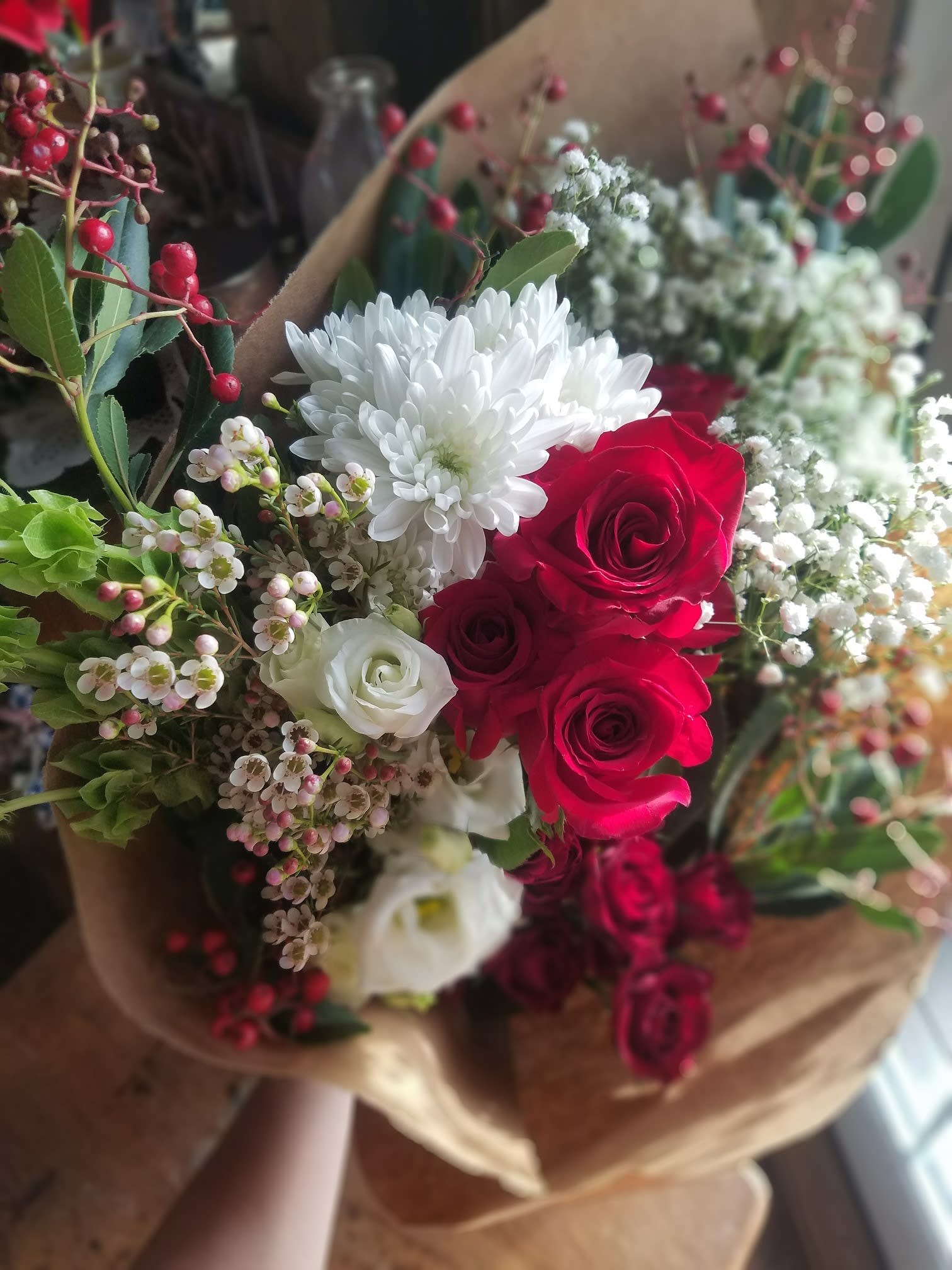 Blooming Bouquet Standard Subscription In New Castle Pa