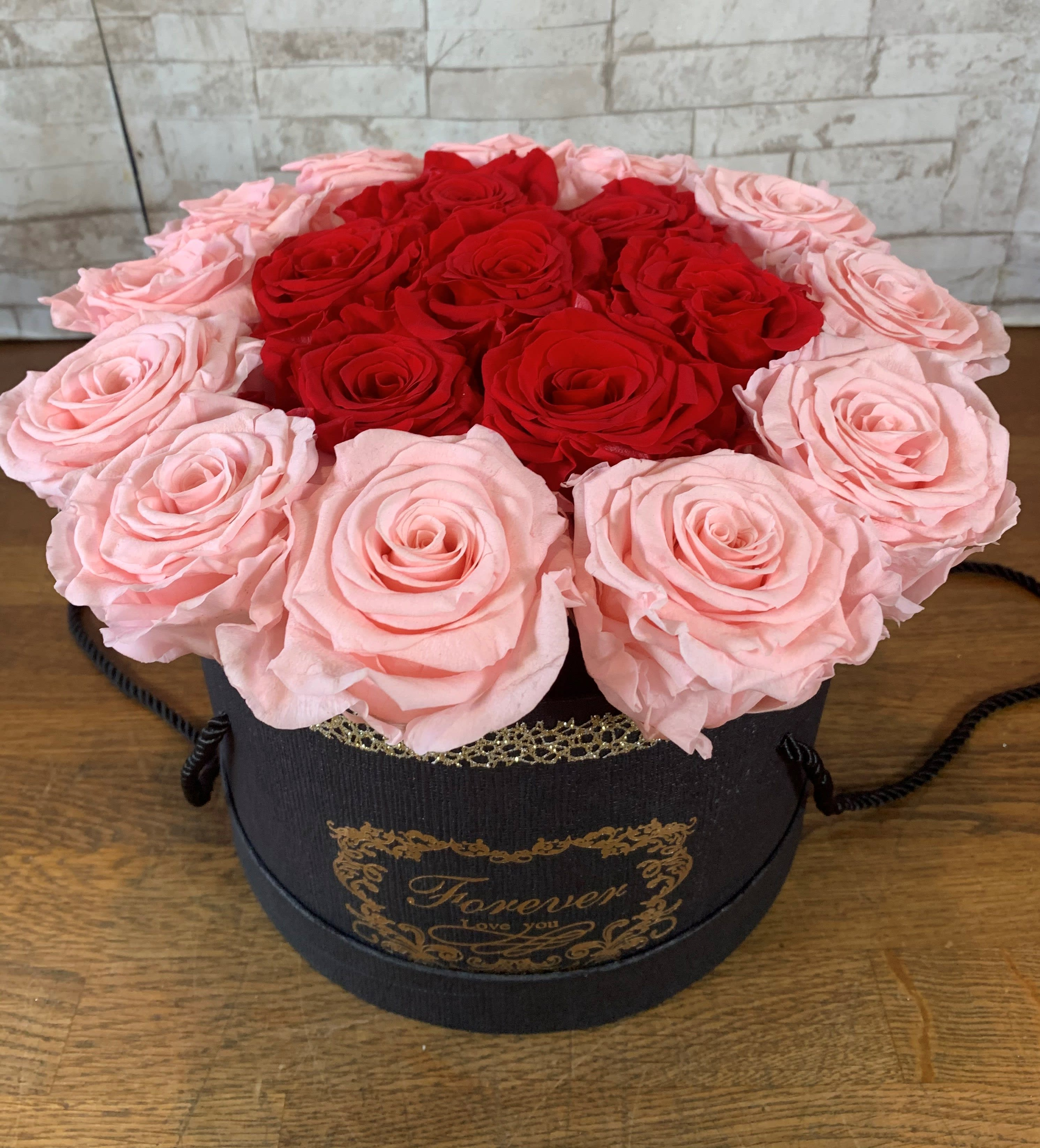Long Lasting Red Roses By Flower Synergy