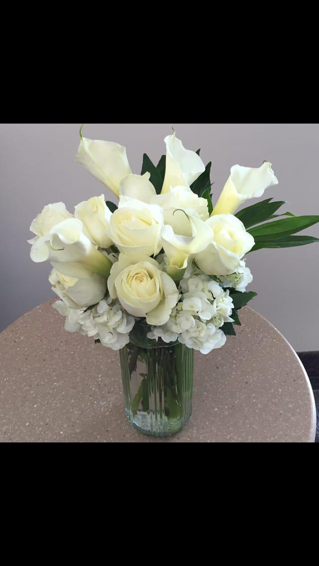 White Calla Lily Surprise In Atlanta Ga Northpark Florist