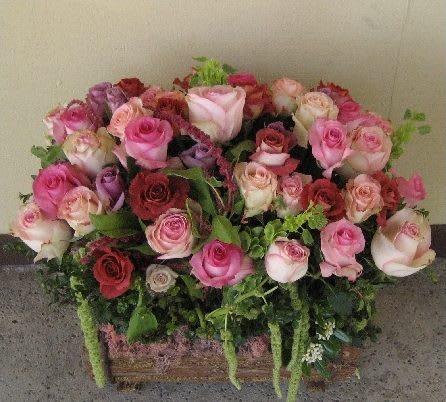 Rose Gardens In Calabasas Ca Florentyna S Fine Flower Company