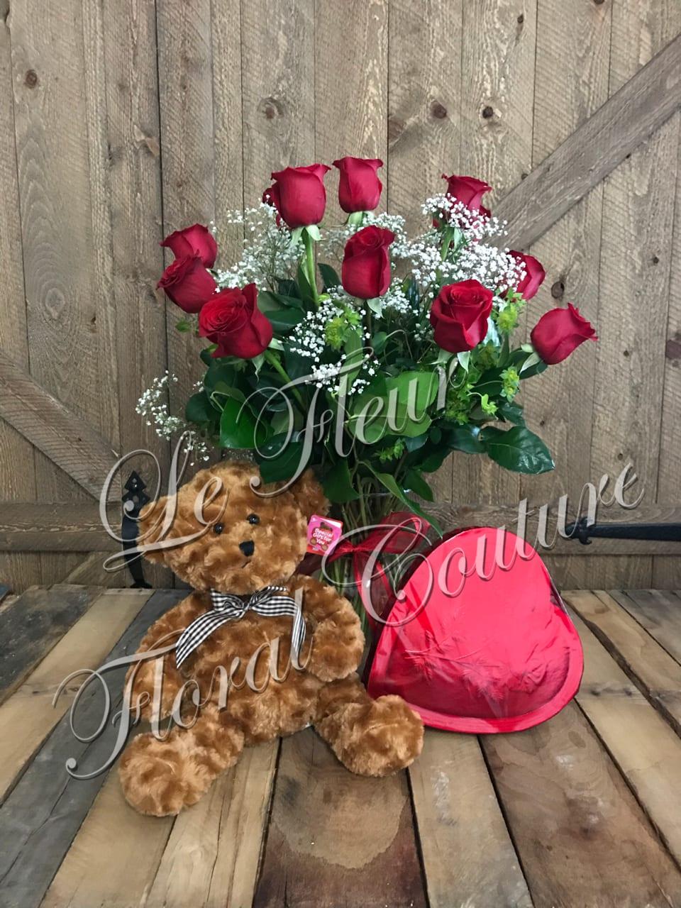 Bundle of Love by Le Fleur Floral Couture