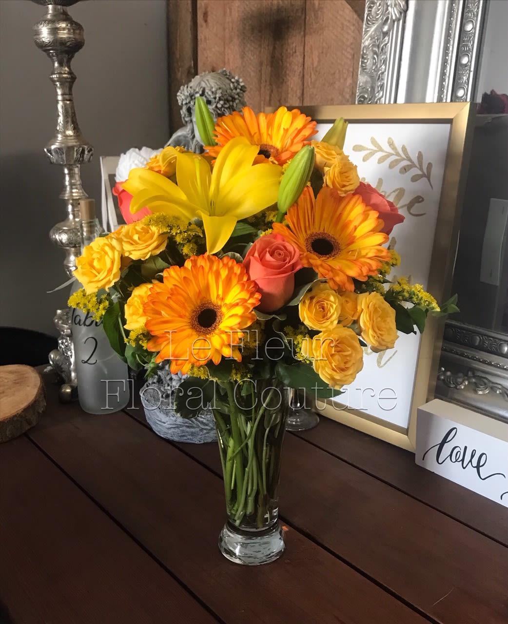 Santa Fe Springs, CA   Le Fleur Floral