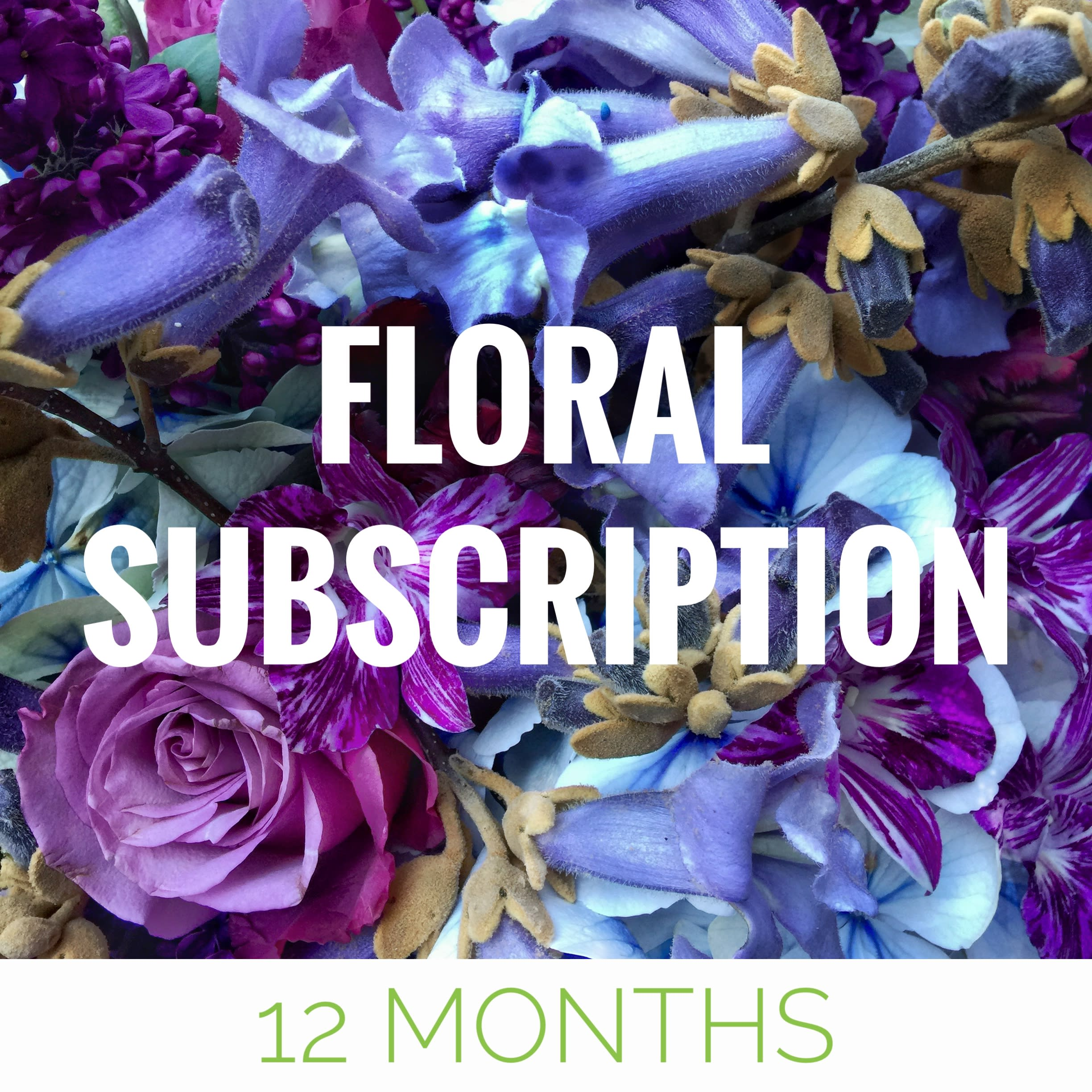 Wedding Gifts For Those Who Have Everything: 12 Month Floral Subscription In Seattle, WA