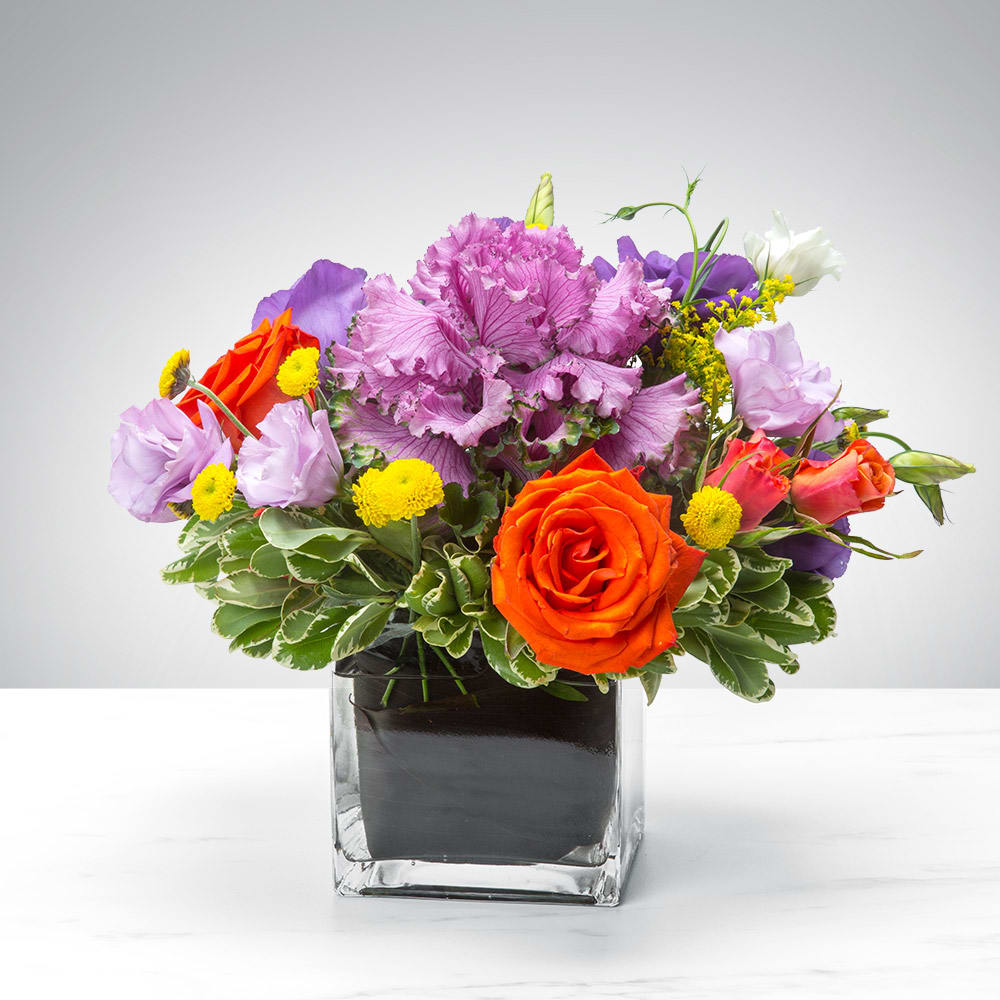 Vibrant Variety By Bloomnation In Tahoe City Ca Wanda S Floral
