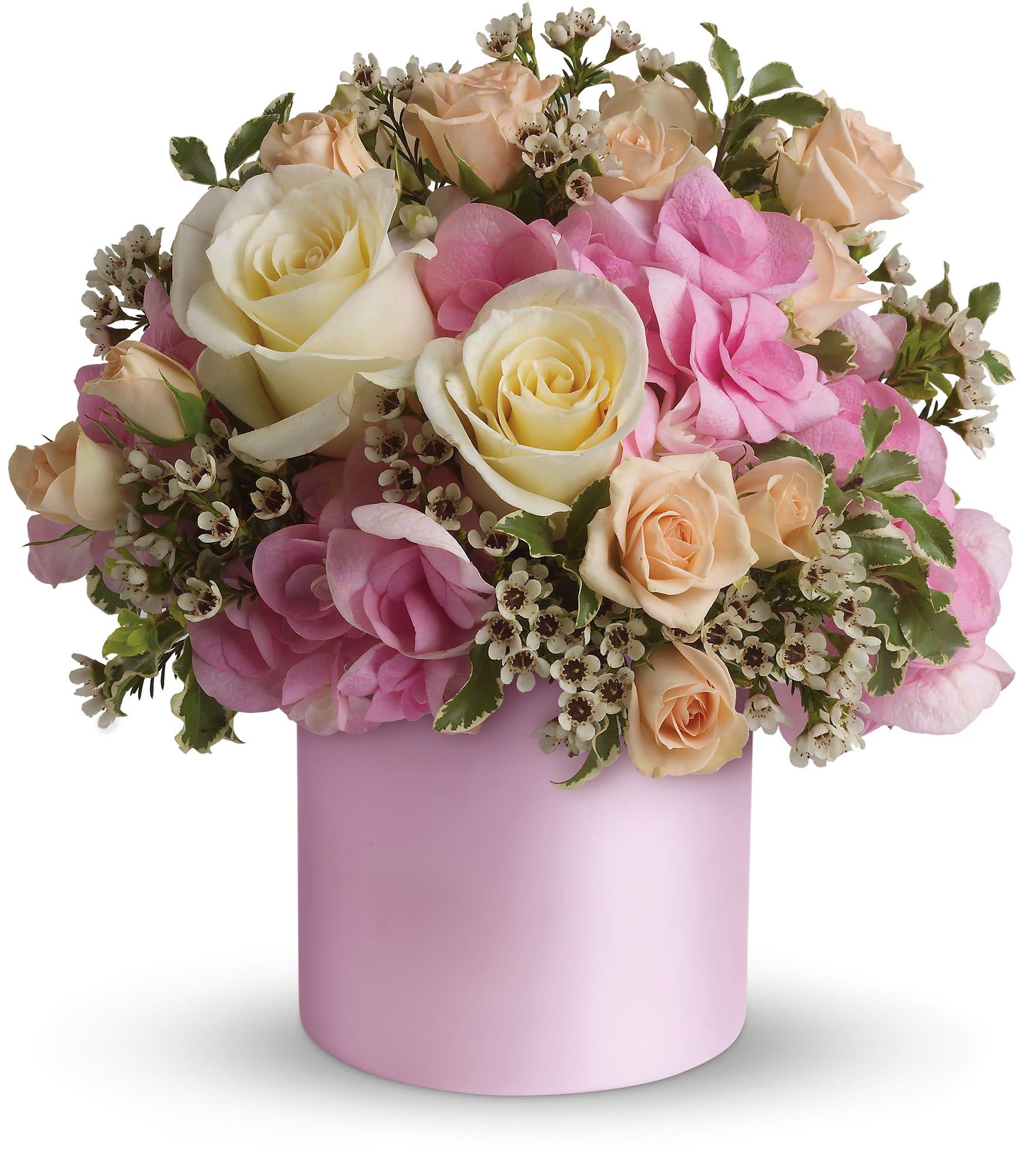 Blushing Beauty In Metuchen Nj Gardenias Floral