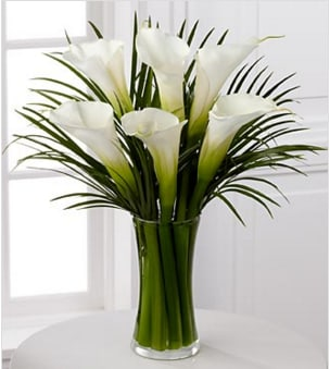 Endless Elegance Calla Lily Bouquet In Dunkirk Md Dunkirk