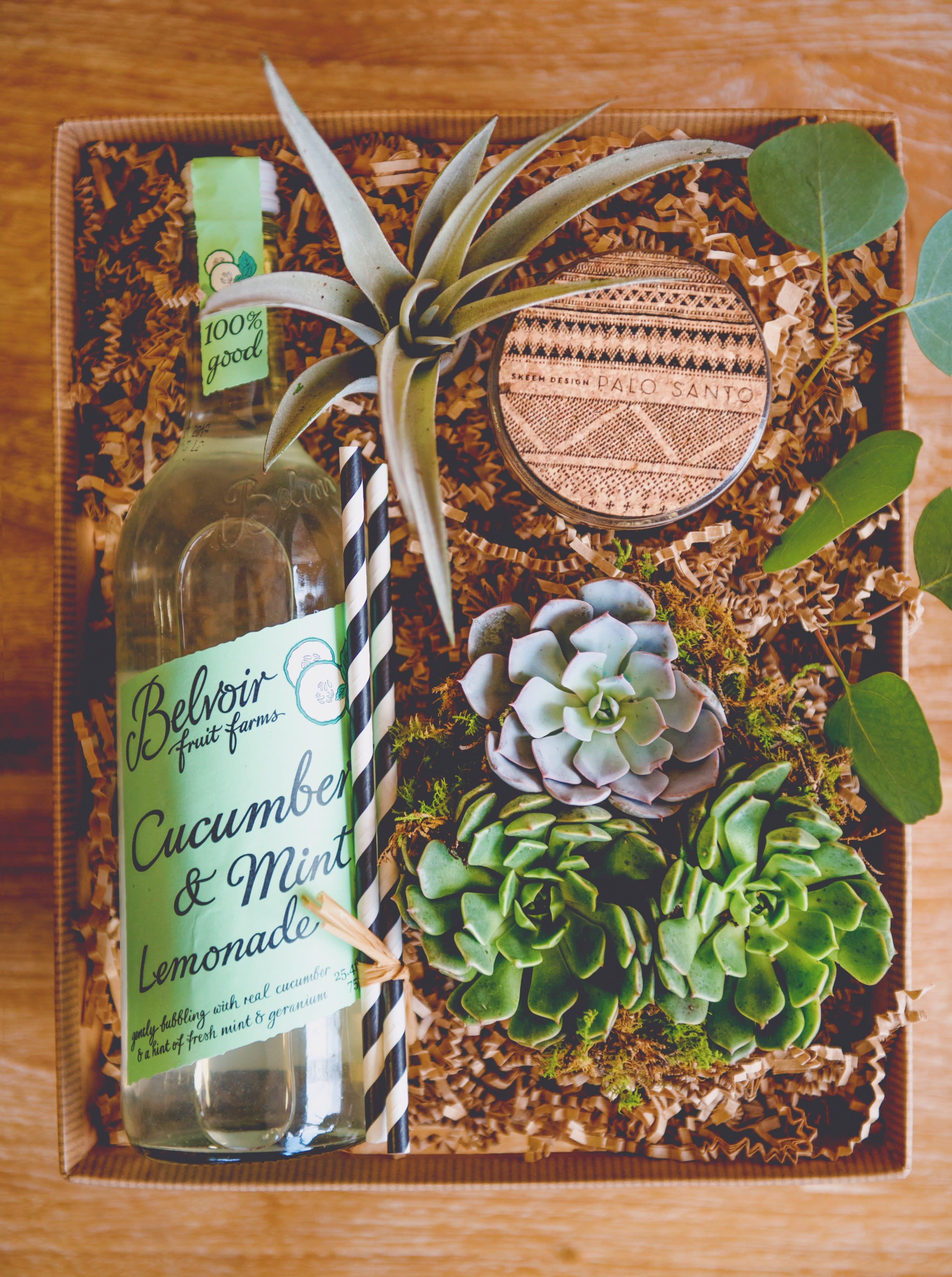 Rustic Garden Gift Box In Miami Fl Avant Gardens