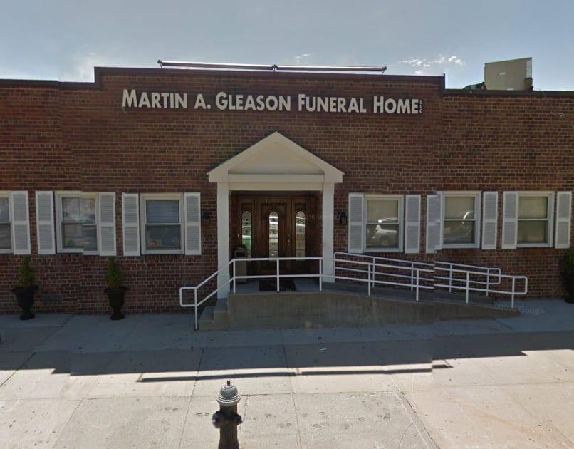 Martin A  Gleason Funeral Home | Bayside Florist