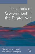 The Tools of Government in the Digital Age cover
