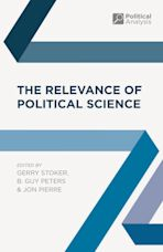 The Relevance of Political Science cover