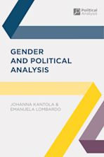 Gender and Political Analysis cover