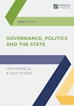 Governance, Politics and the State cover