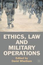 Ethics, Law and Military Operations cover