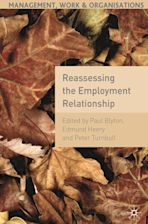 Reassessing the Employment Relationship cover