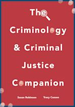 The Criminology and Criminal Justice Companion cover