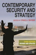 Contemporary Security and Strategy cover