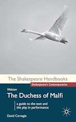 Webster: The Duchess of Malfi cover