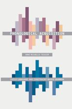 Phonological Acquisition cover