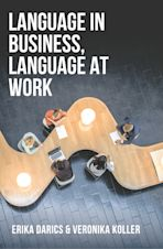 Language in Business, Language at Work cover