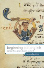 Beginning Old English cover