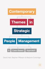 Contemporary Themes in Strategic People Management cover