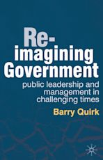 Re-imagining Government cover