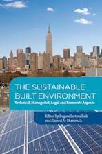 The Sustainable Built Environment cover