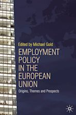 Employment Policy in the European Union cover