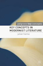 Key Concepts in Modernist Literature cover