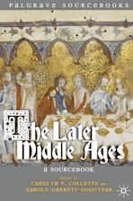 The Later Middle Ages cover