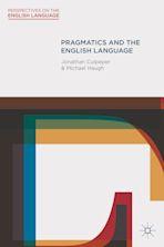 Pragmatics and the English Language cover