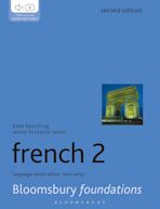 Foundations French 2 cover