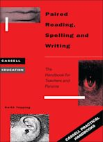 Paired Reading, Writing and Spelling cover