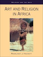 Art and Religion in Africa cover