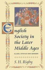 English Society in the Later Middle Ages cover