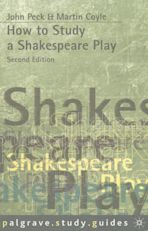 How to Study a Shakespeare Play cover