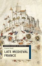 Late Medieval France cover