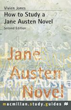 How to Study a Jane Austen Novel cover
