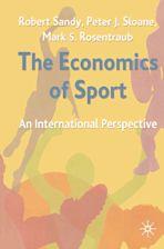 The Economics of Sport cover