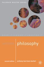 Mastering Philosophy cover