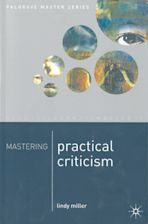 Mastering Practical Criticism cover