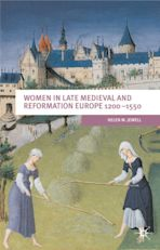 Women In Late Medieval and Reformation Europe 1200-1550 cover