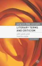 Literary Terms and Criticism cover