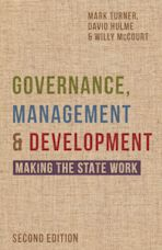 Governance, Management and Development cover