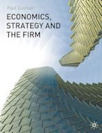 Economics, Strategy and the Firm cover