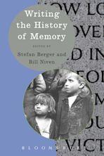 Writing the History of Memory cover