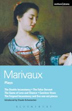 Marivaux Plays cover