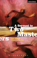A Servant To Two Masters cover