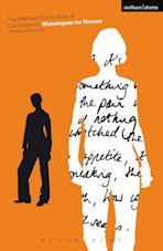 The Methuen Drama Book of Contemporary Monologues for Women cover
