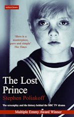 The Lost Prince cover